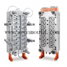 16cavities PET preform mould