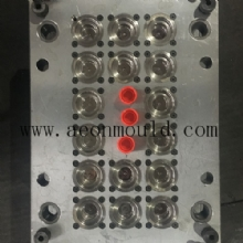 16 cavities cap mould