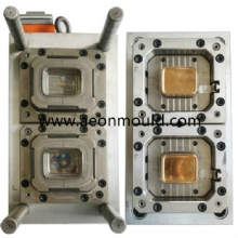 2 cavities 500ml thin wall mould