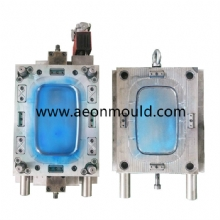 5.8L thin wall contanier lid mould