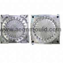 24cavities spoon mould