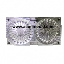 2+24 cavities spoon mould
