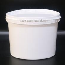 oval paint bucket mould,pail mould